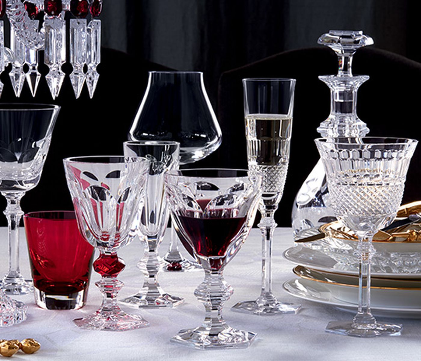 Eve harcourt glass alveena casa - Baccarat harcourt occasion ...