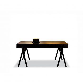 Eliot round dining table dining tables dining cattelan italia - Matthieu Writing Desk Alveena Casa