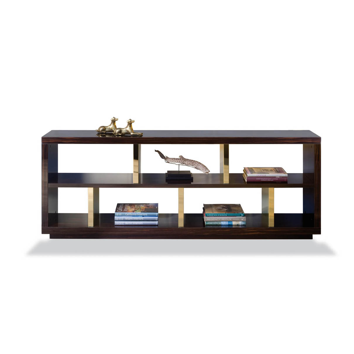 Sloane Bookcase Alveena Casa